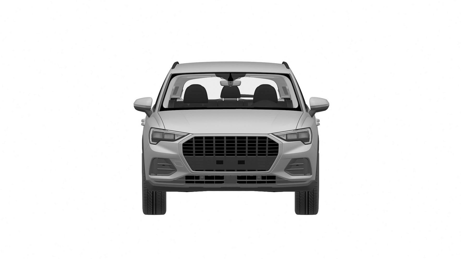 Audi SQ3 patent images 1