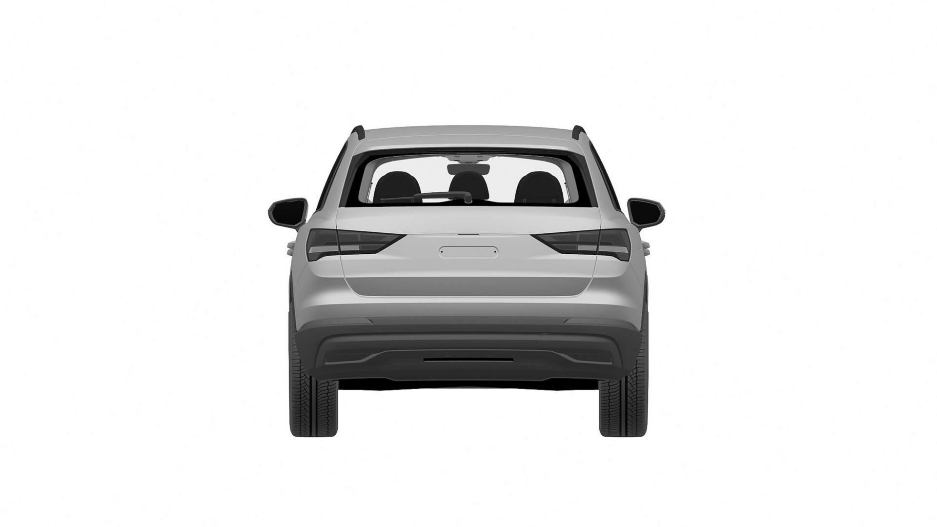 Audi SQ3 patent images 7