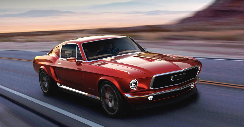 Aviar Motors Electric Mustang (1)