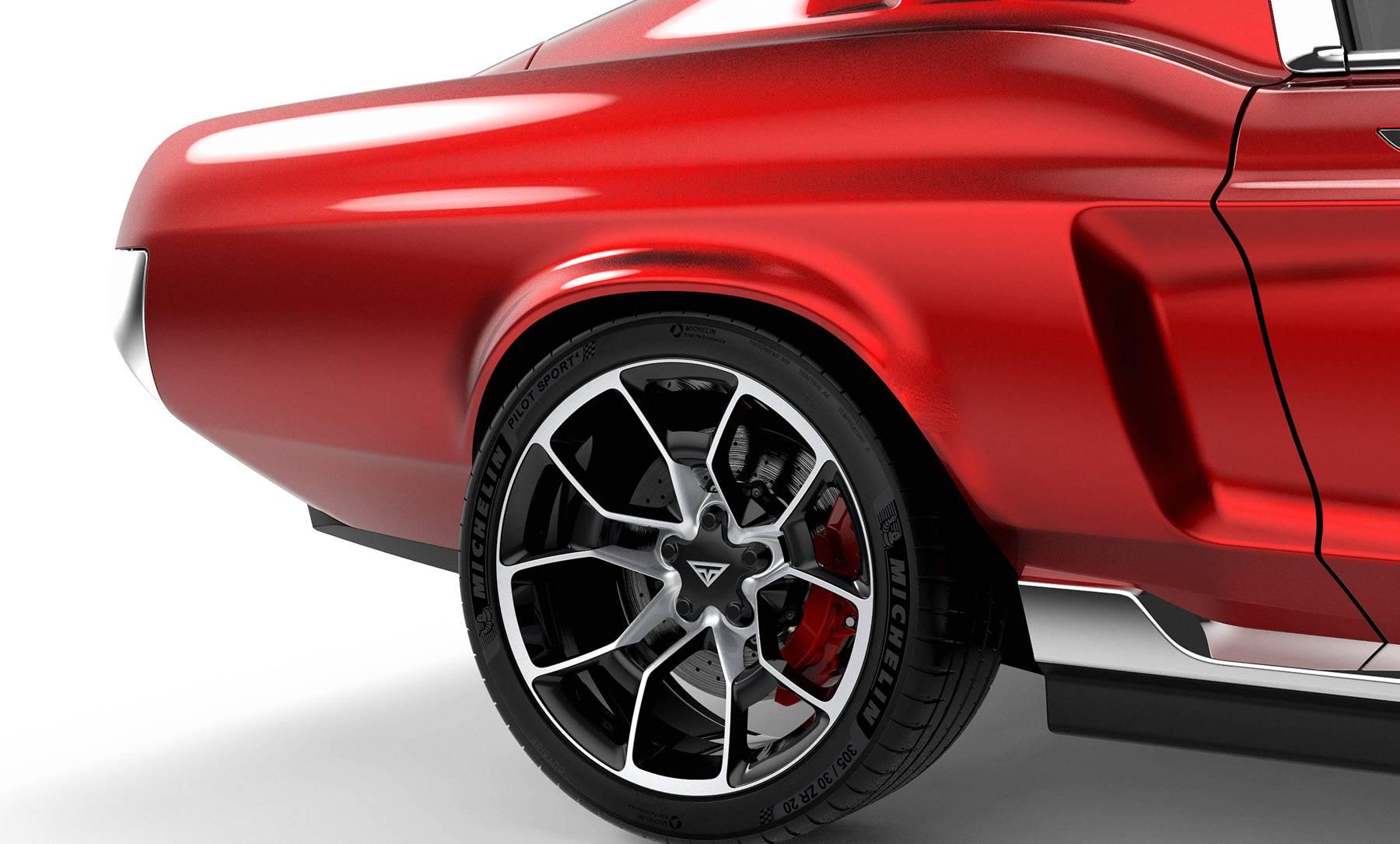 Aviar Motors Electric Mustang (10)