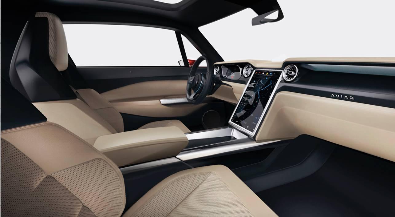 Aviar Motors Electric Mustang (12)
