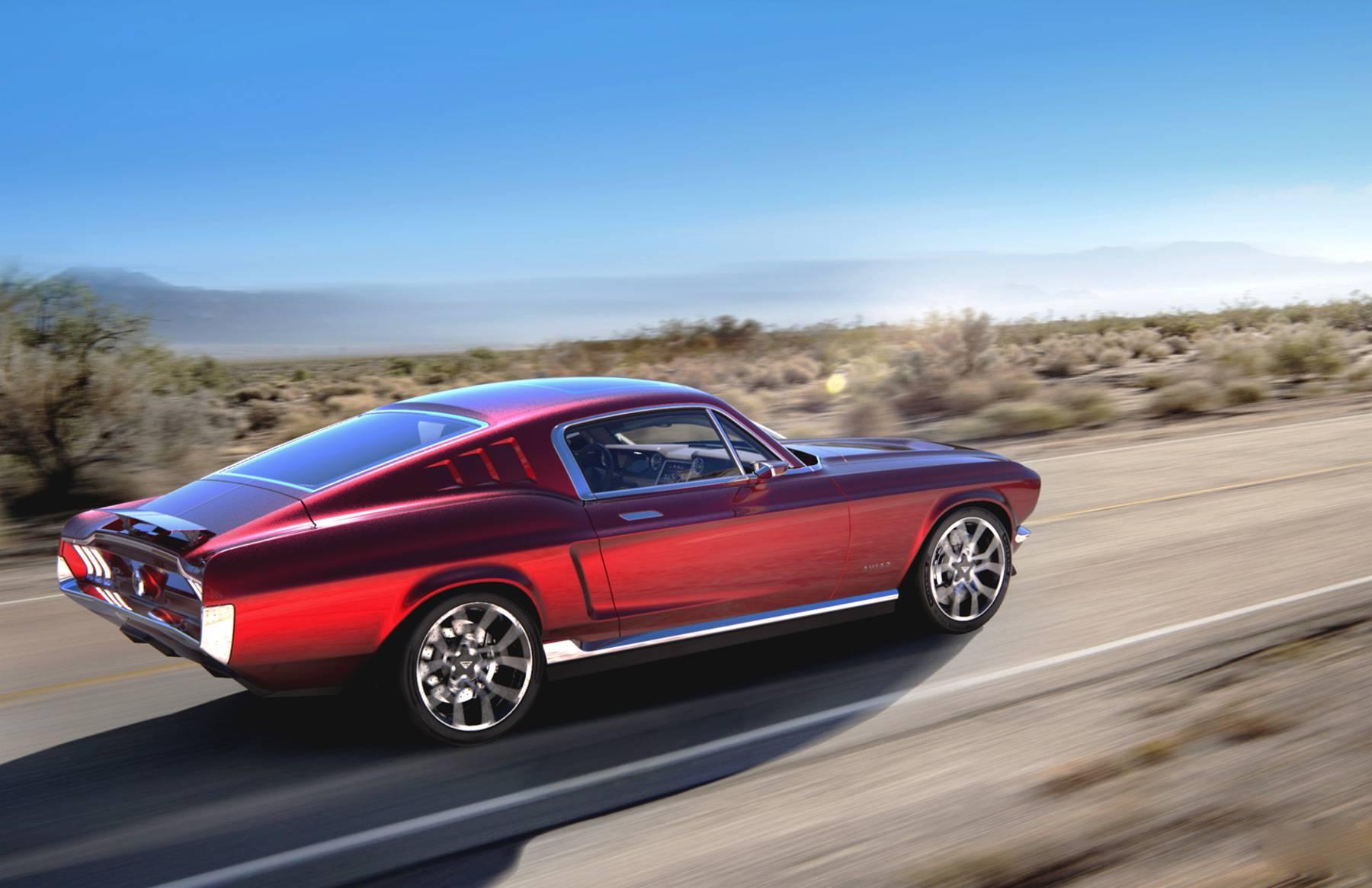 Aviar Motors Electric Mustang (2)