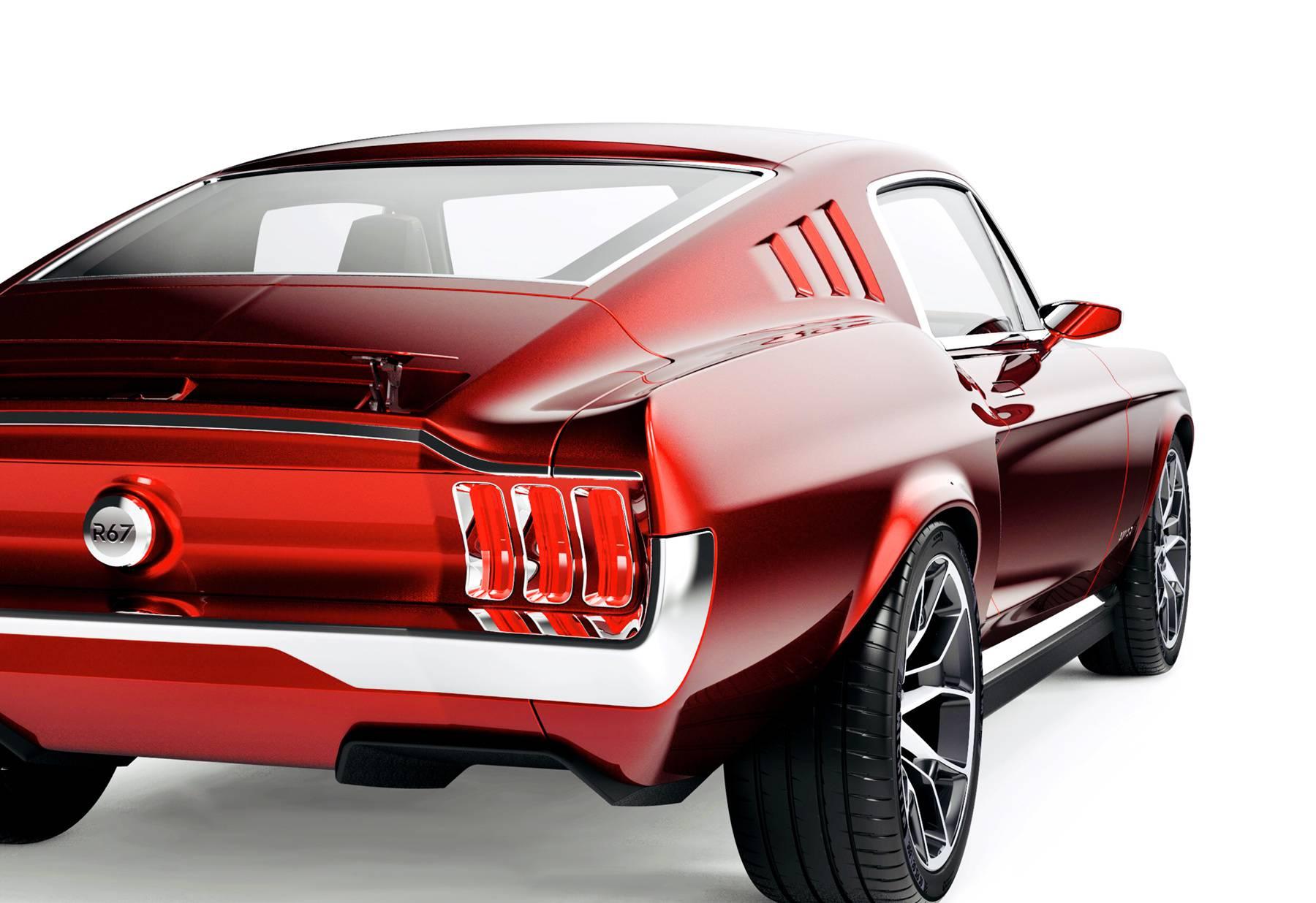 Aviar Motors Electric Mustang (9)