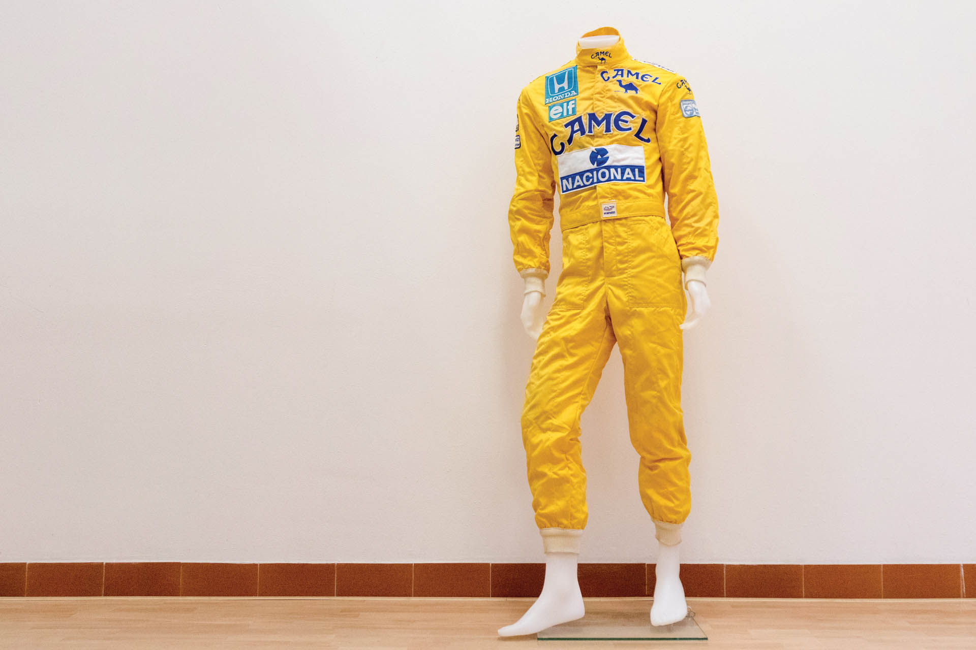 Ayrton SennaSuitMonaco GP 1987 (1)