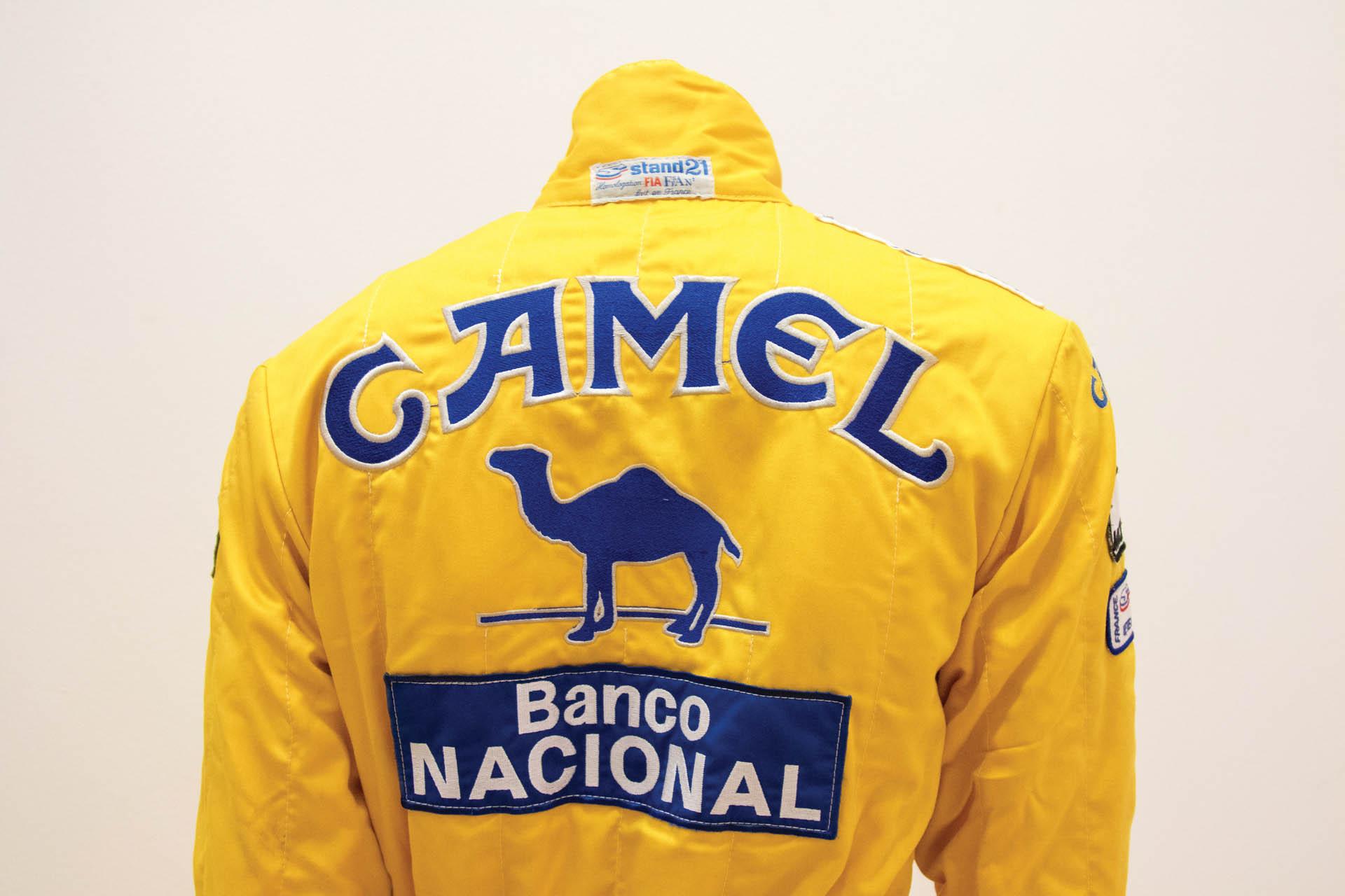 Ayrton SennaSuitMonaco GP 1987 (3)