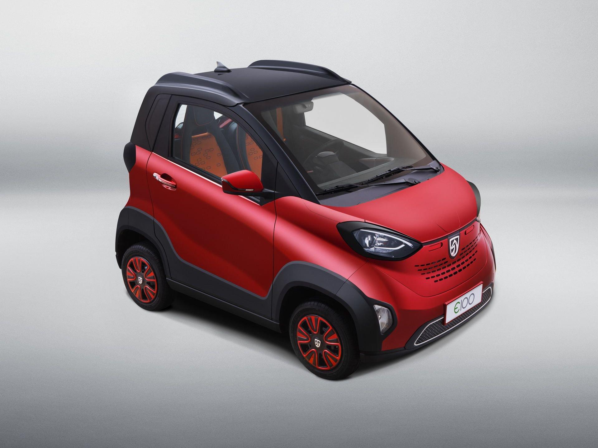 Baojun E100 2019 (4)