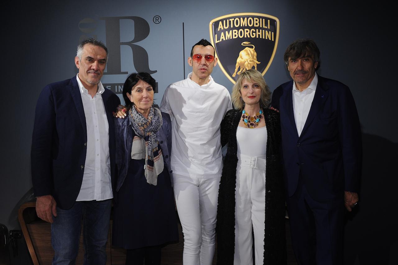 Davide Riva;Anna Riva;Karim Rashid;Katia Bassi;Maurizio Riva