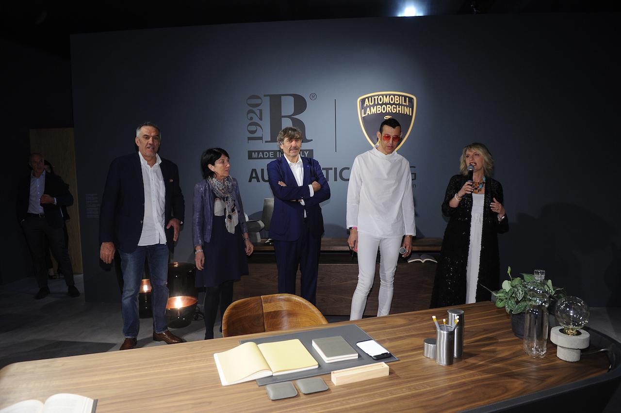 Davide Riva;Anna Riva;Maurizio Riva;Karim Rashid;Katia Bassi
