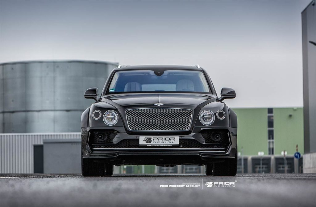 Bentley Bentayga by Prior Design (10)