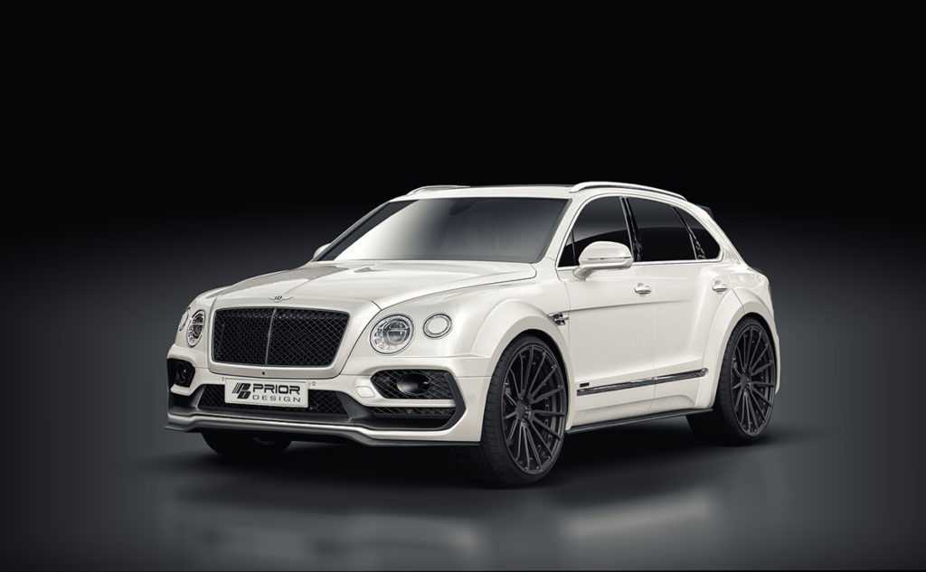 Bentley Bentayga by Prior Design (11)