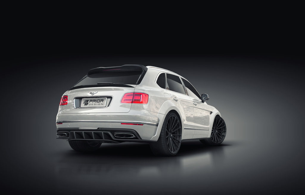 Bentley Bentayga by Prior Design (12)