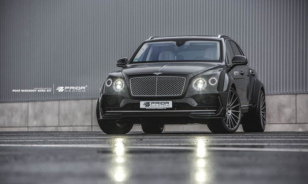 Bentley Bentayga by Prior Design (7)