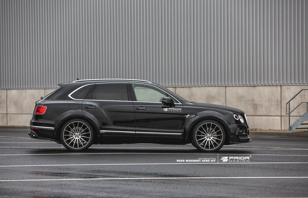 Bentley Bentayga by Prior Design (8)