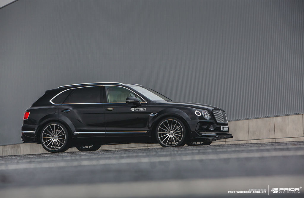 Bentley Bentayga by Prior Design (9)