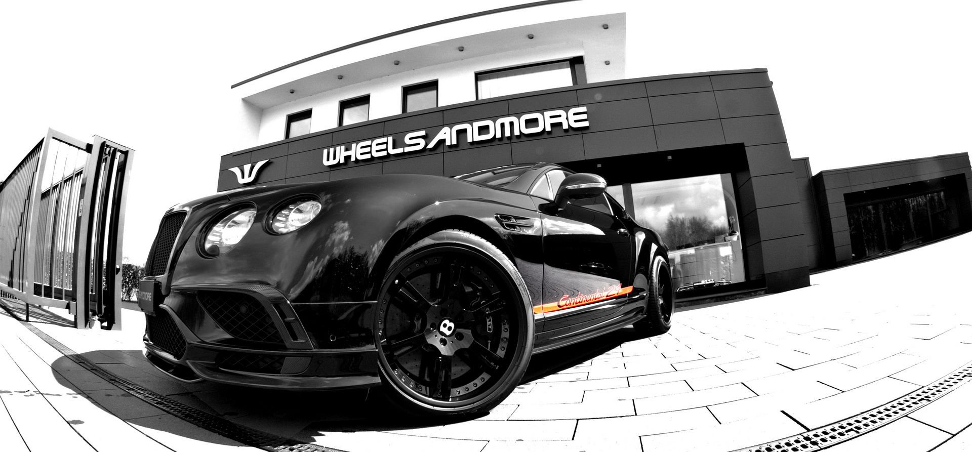 Bentley Continental by Wheelsandmore (2)