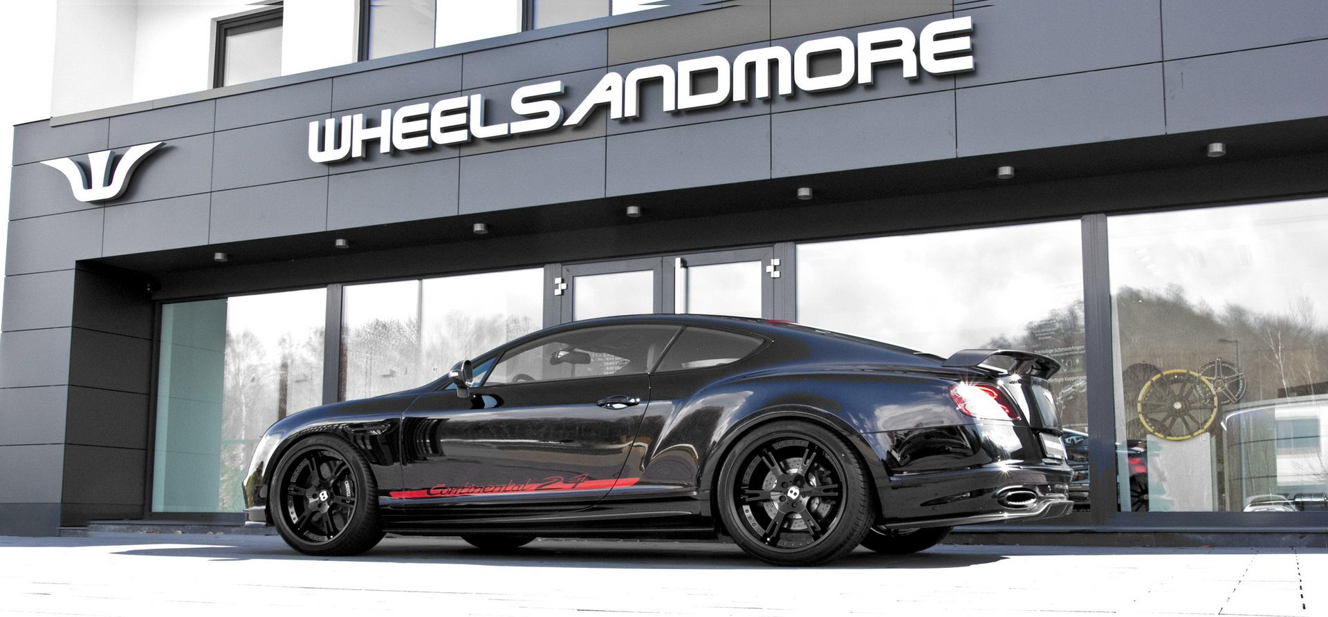 Bentley Continental by Wheelsandmore (3)