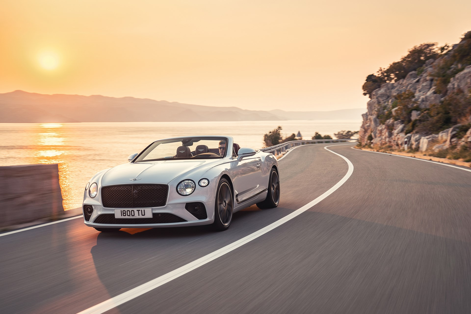 Bentley Continental GT Convertible 1