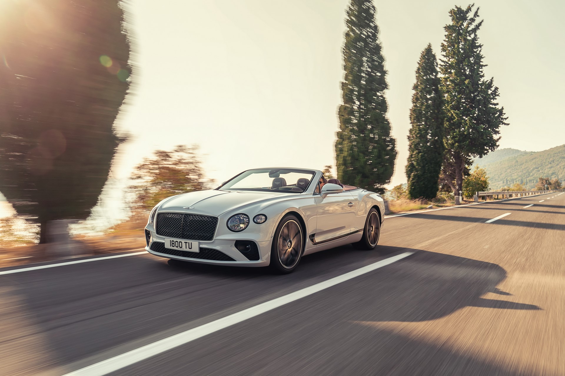 Bentley Continental GT Convertible 12