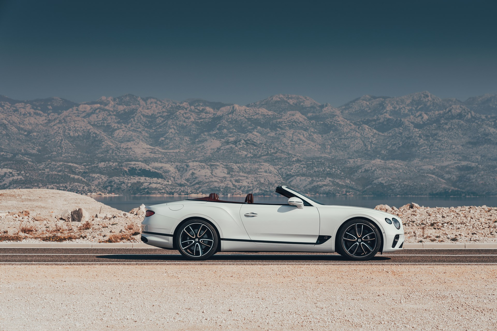 Bentley Continental GT Convertible 15