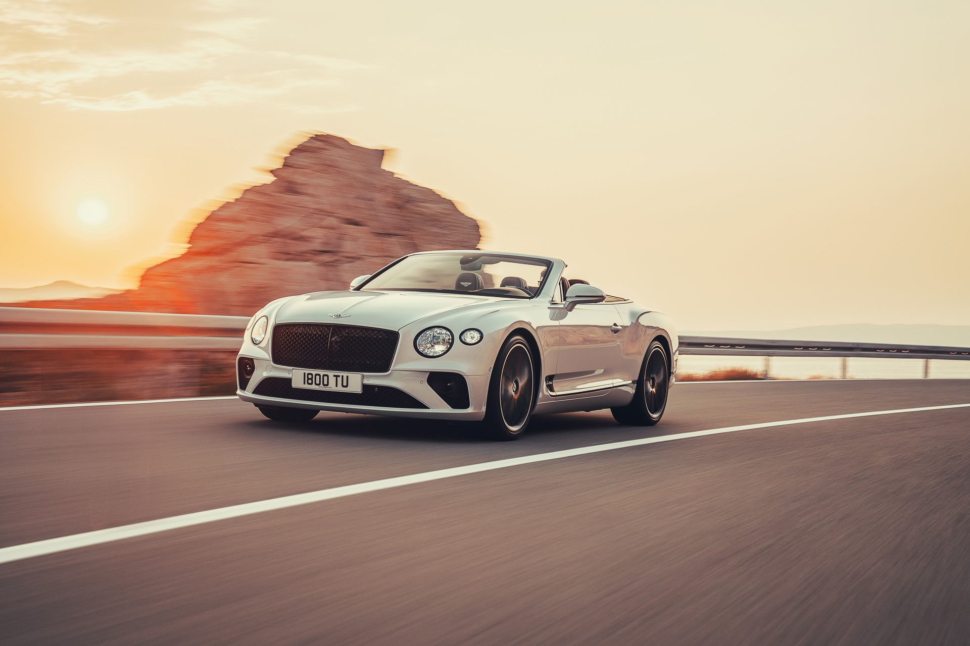 Bentley Continental GT Convertible 2