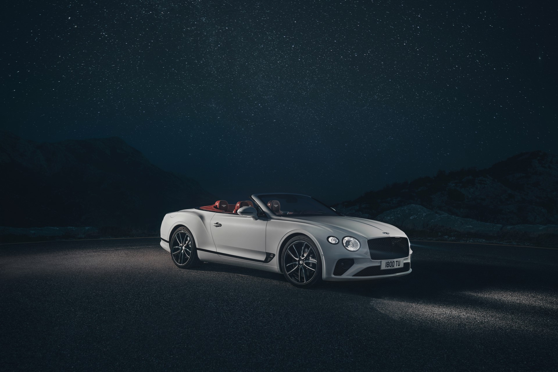 Bentley Continental GT Convertible 22