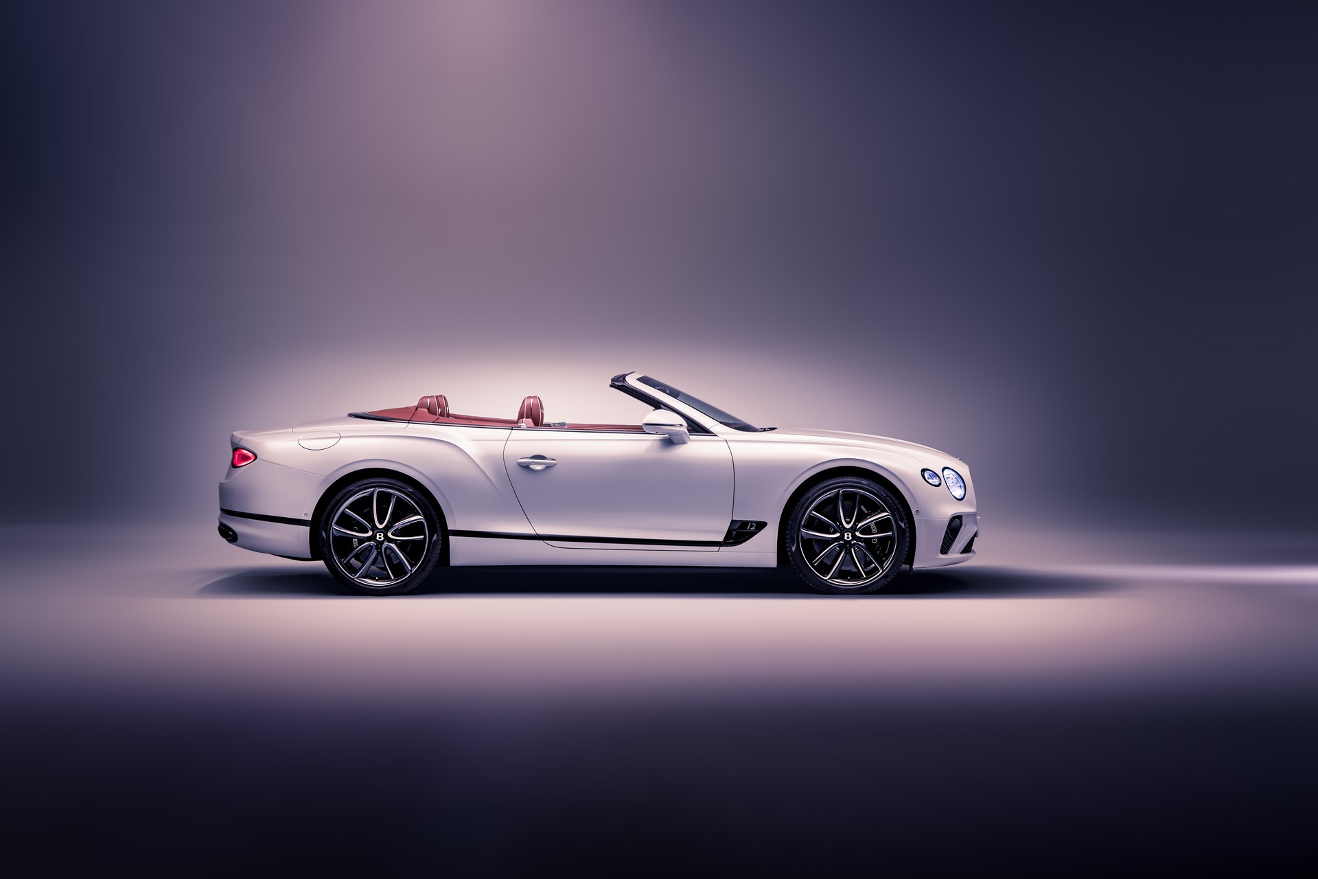 Bentley Continental GT Convertible 28