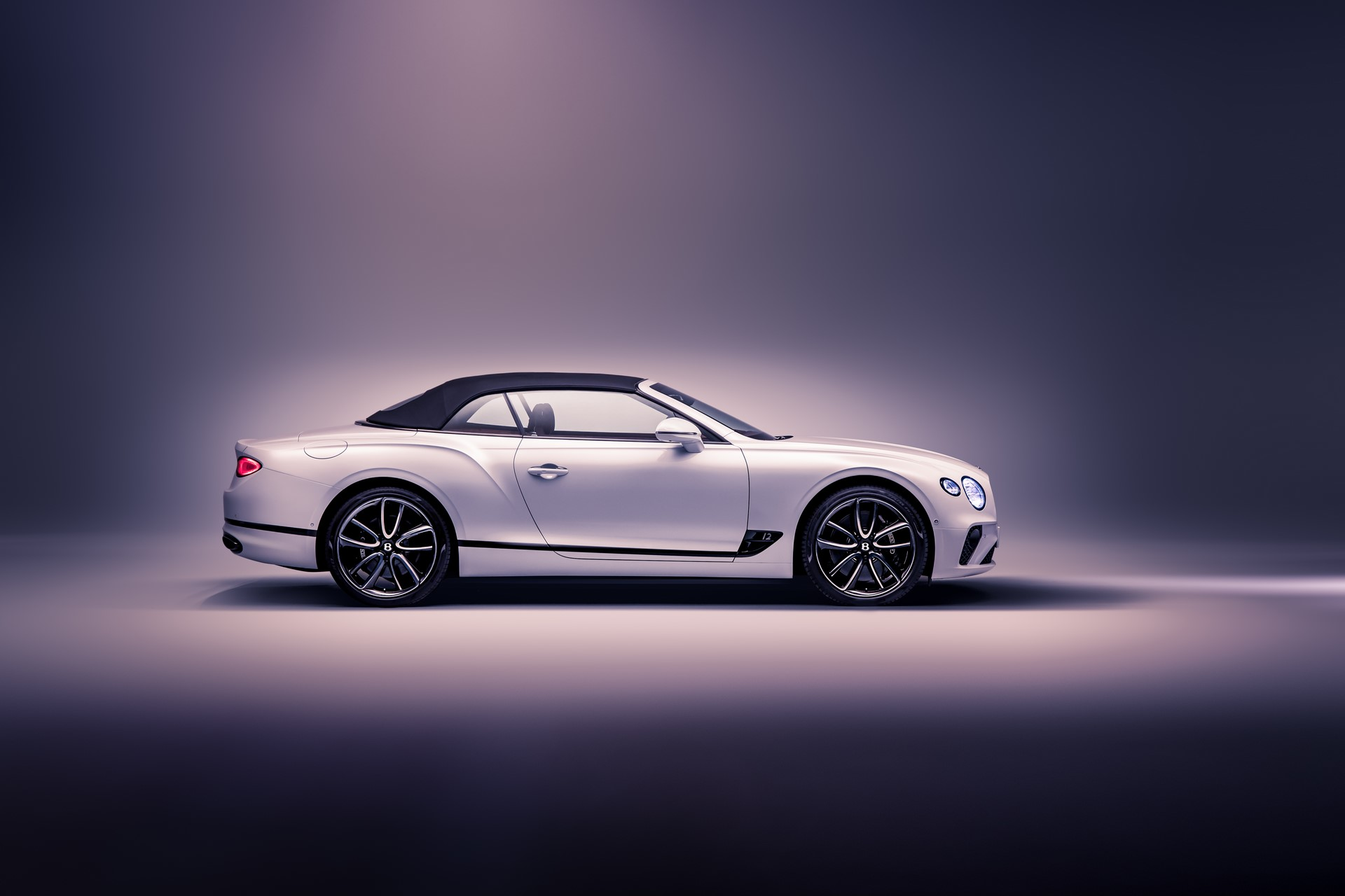 Bentley Continental GT Convertible 31
