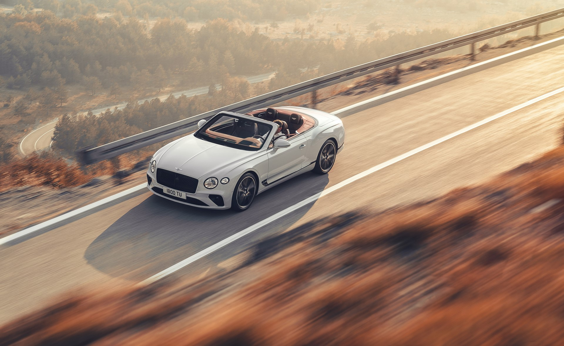 Bentley Continental GT Convertible 5