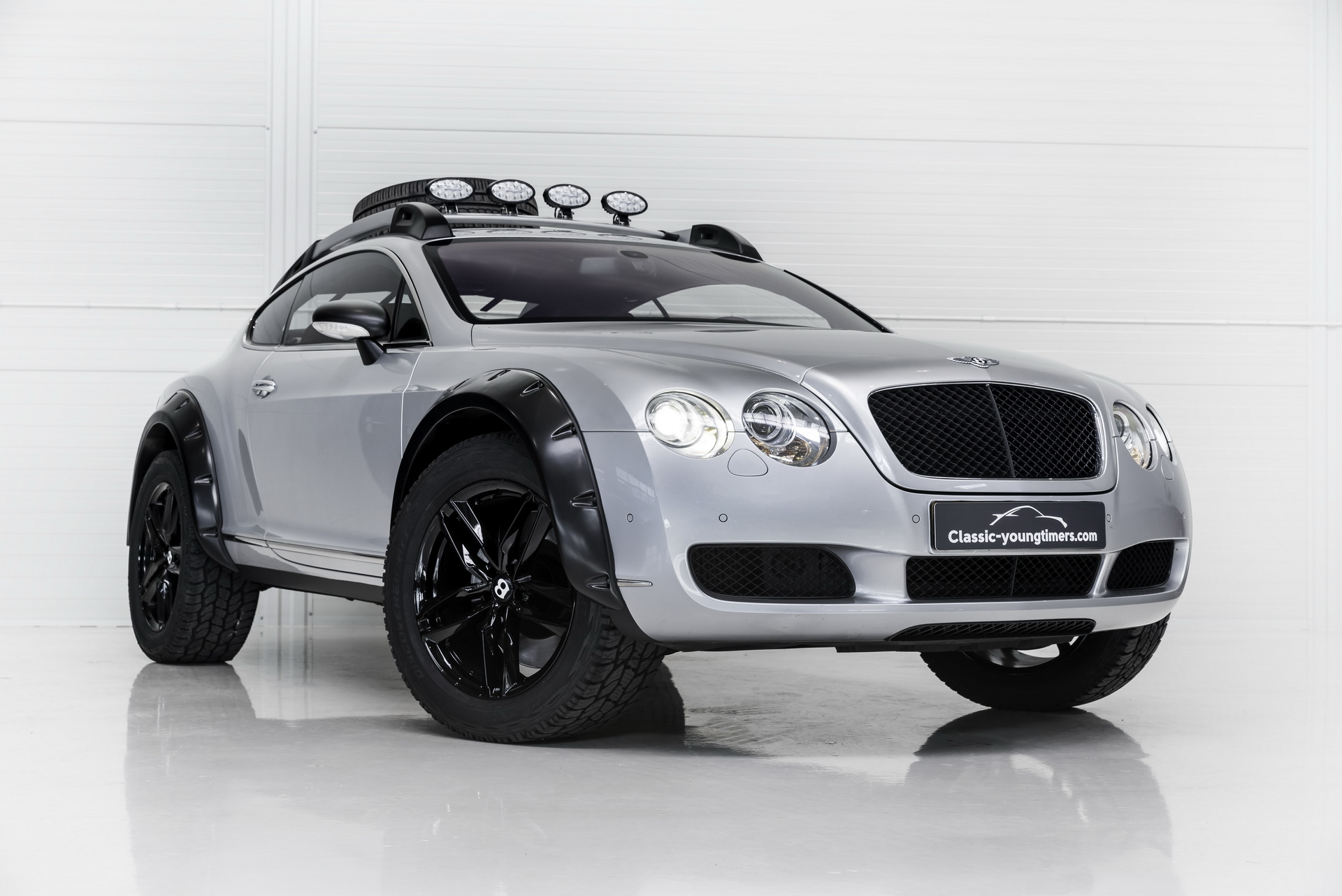 Bentley Continental GT offroad sale (1)