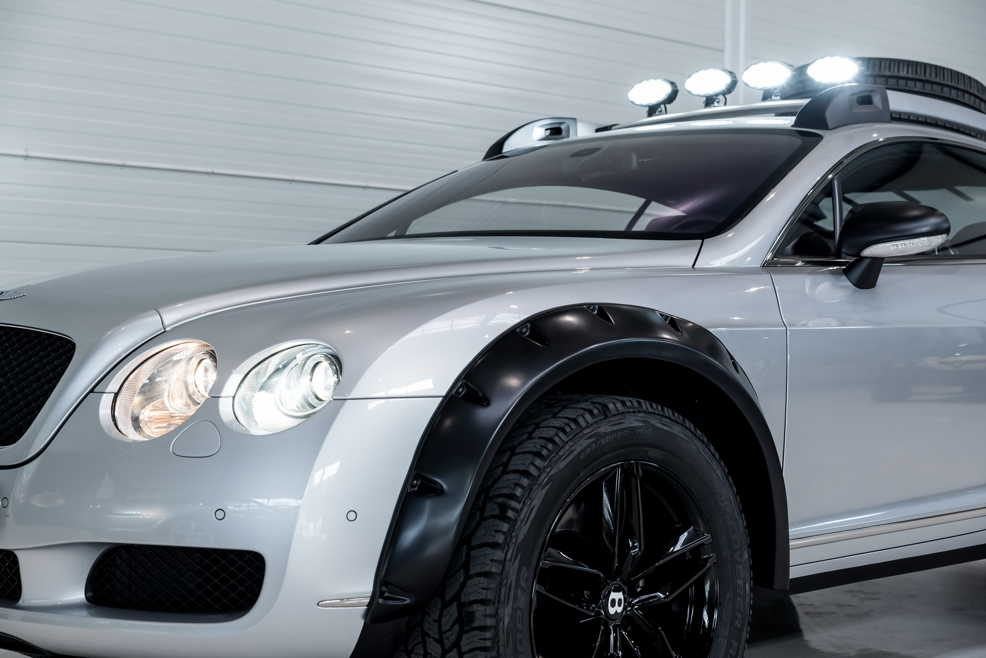 Bentley Continental GT offroad sale (17)