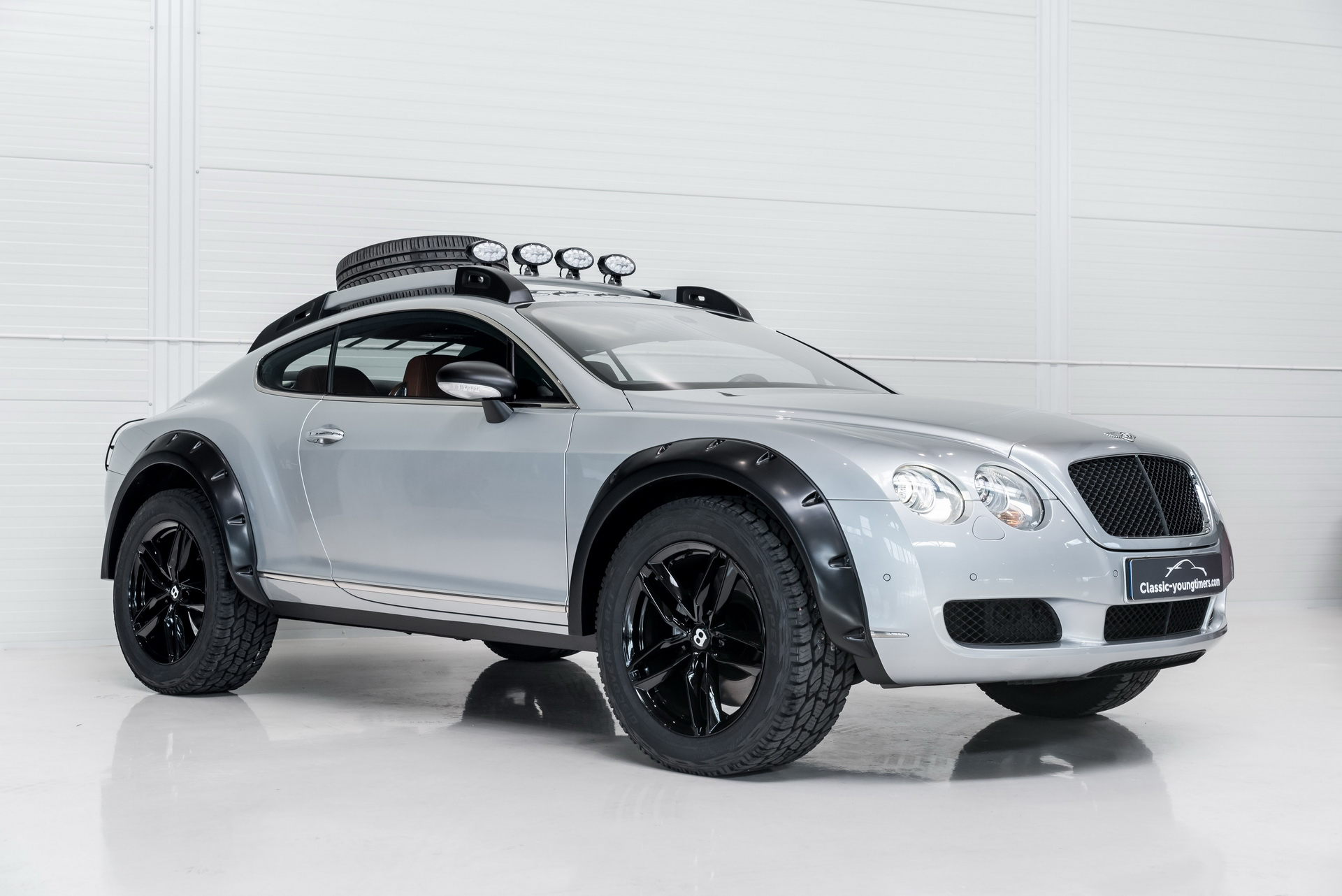 Bentley Continental GT offroad sale (2)