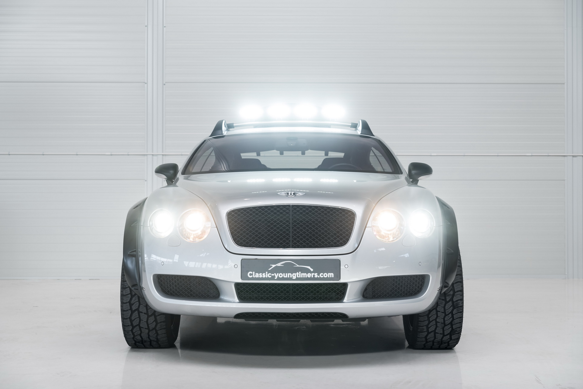 Bentley Continental GT offroad sale (3)