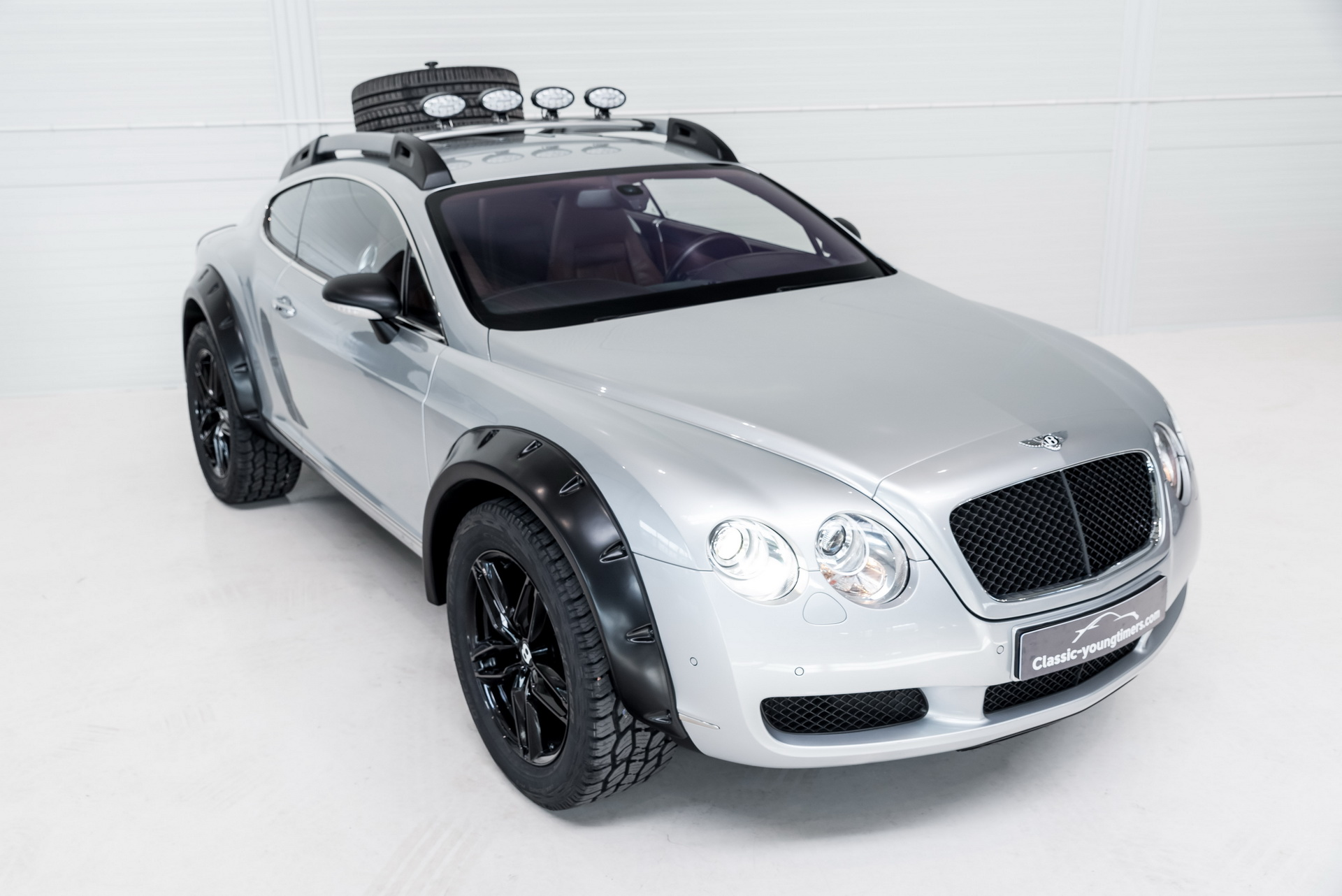 Bentley Continental GT offroad sale (4)