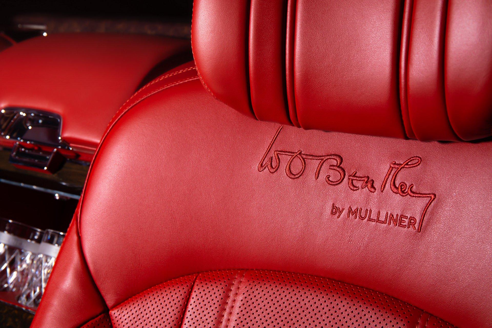 Bentley Mulsanne W.O. Edition by Mulliner (8)