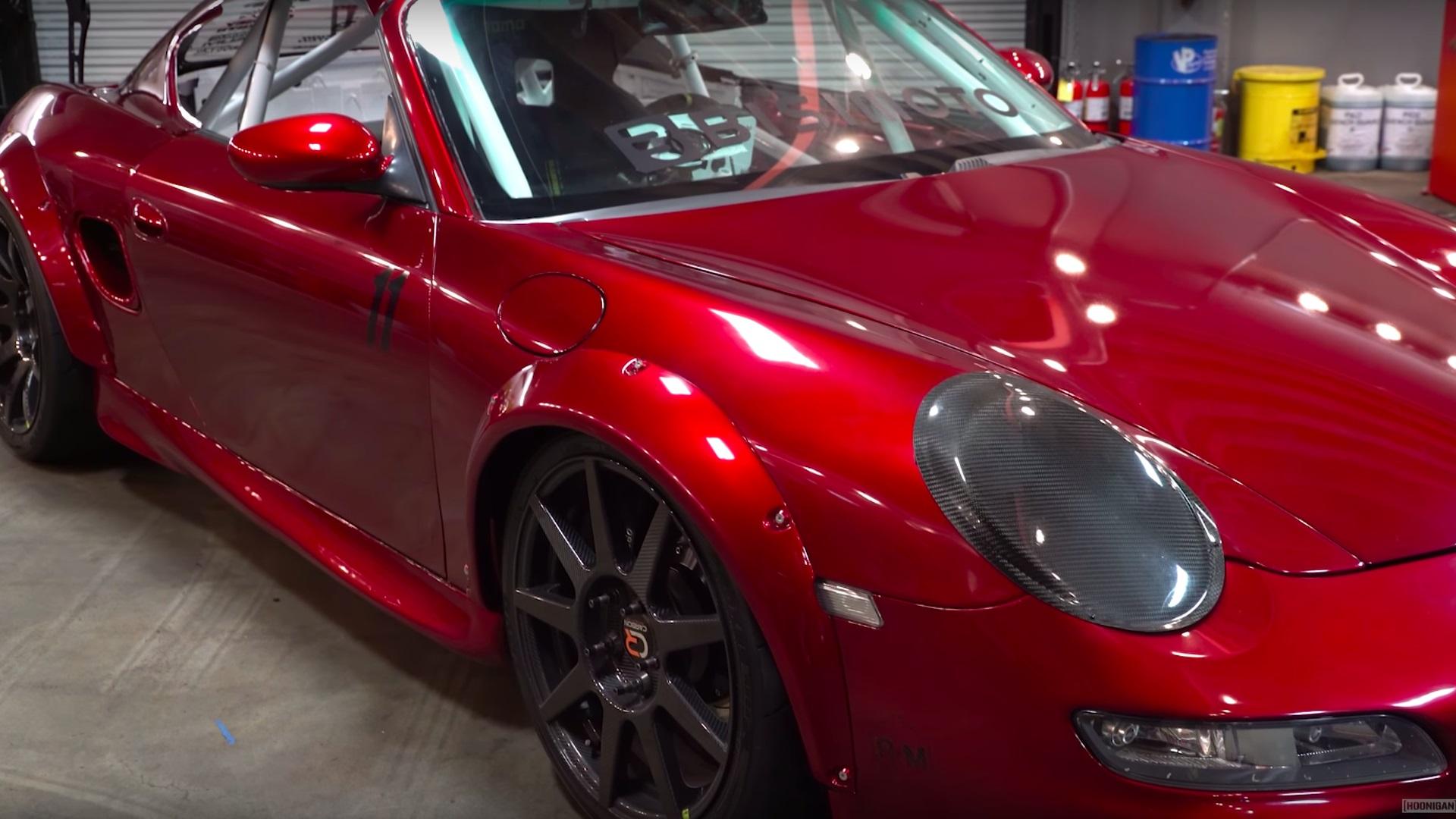 Biturbo Porsche Boxster by Bisimoto (7)