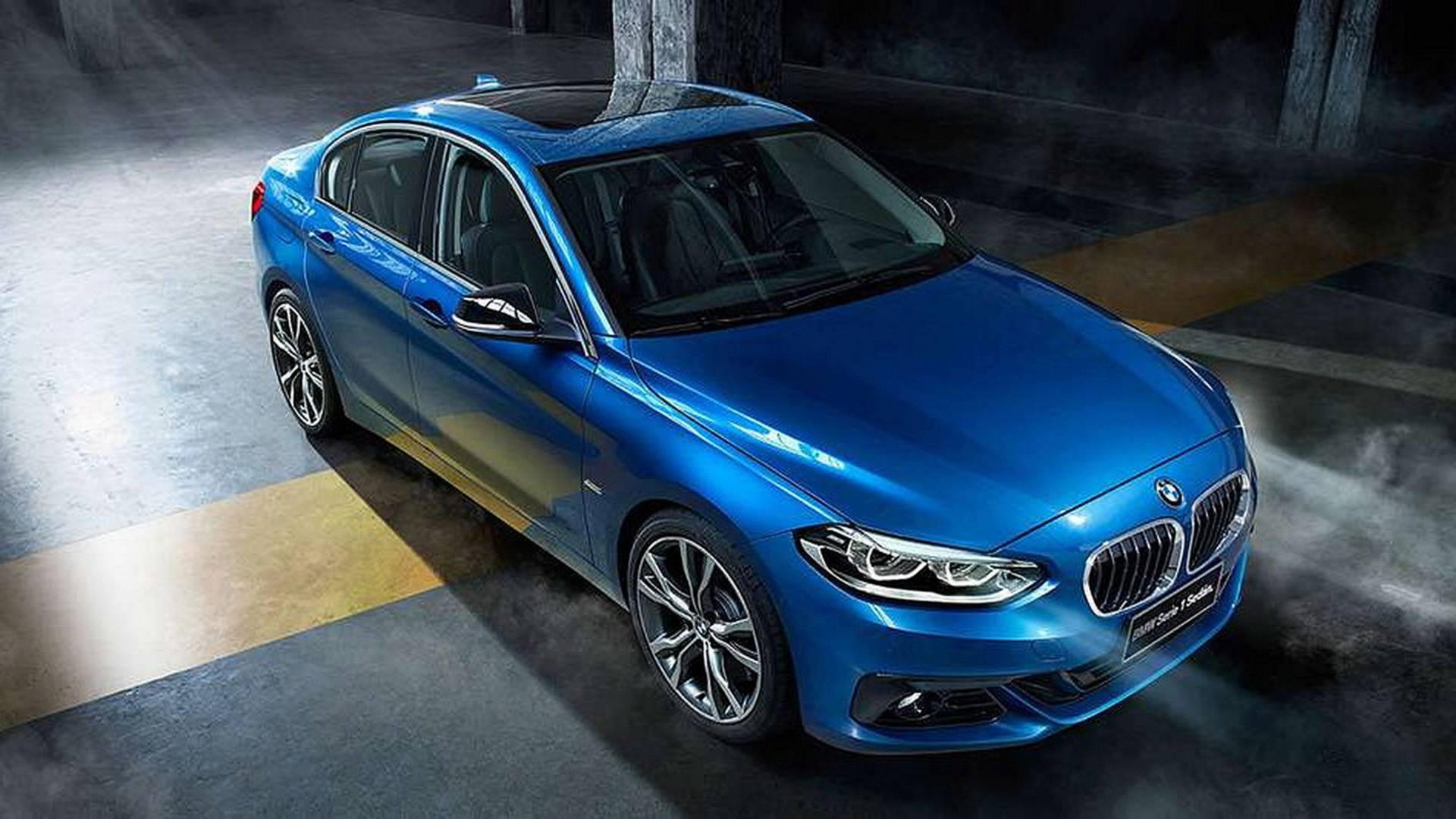BMW 1 Series Sedan 2018 for Mexican market (1)