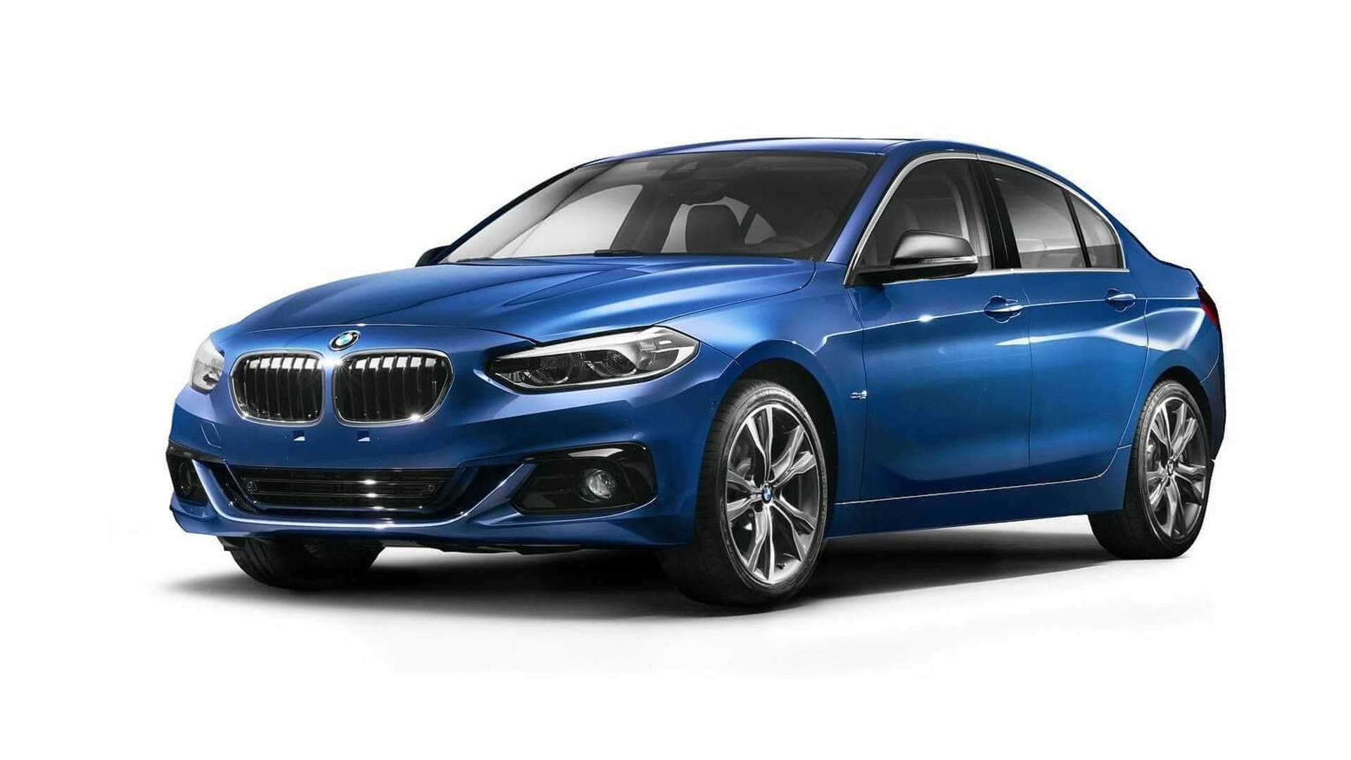 BMW 1 Series Sedan 2018 for Mexican market (2)