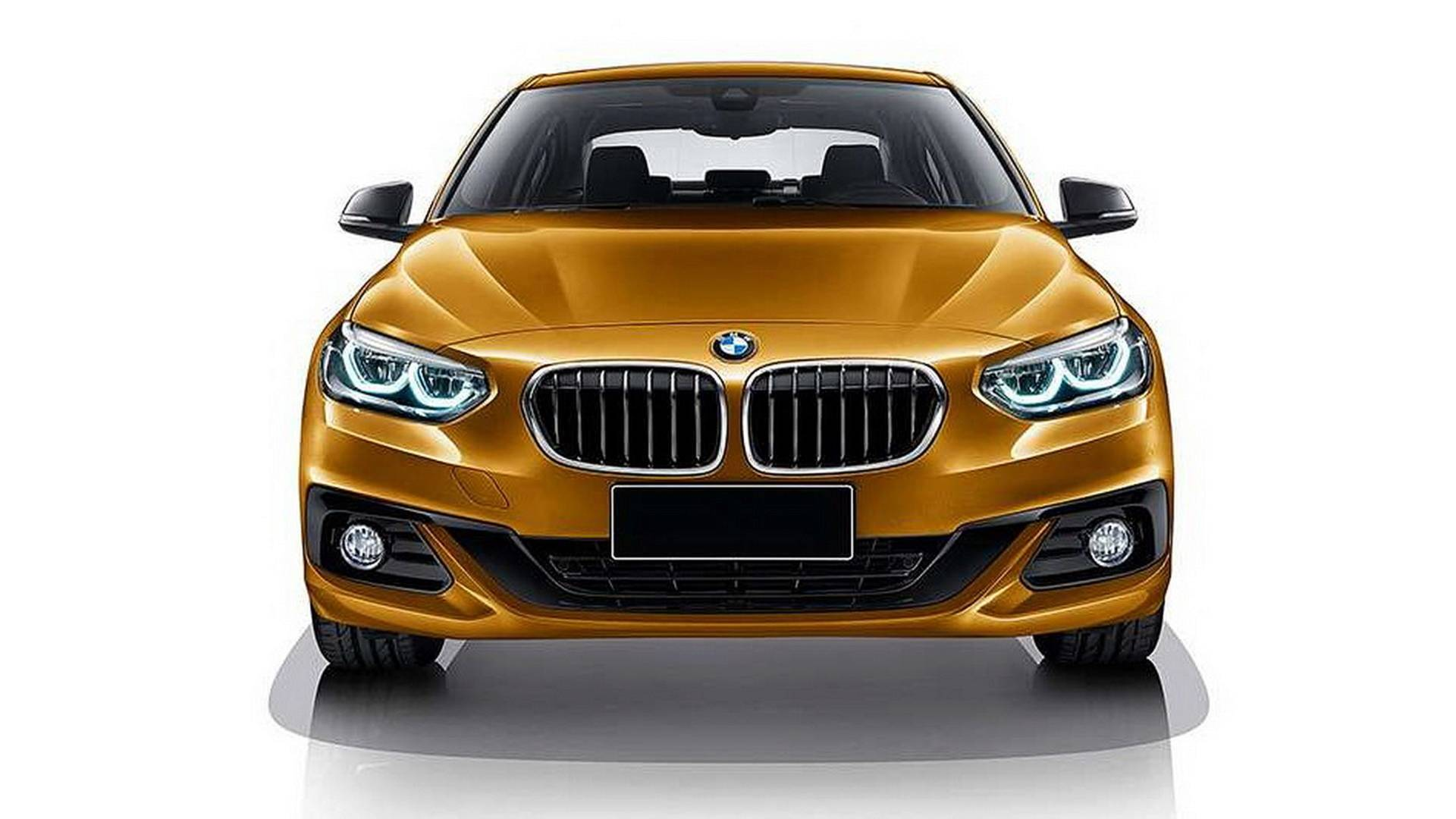 BMW 1 Series Sedan 2018 for Mexican market (6)