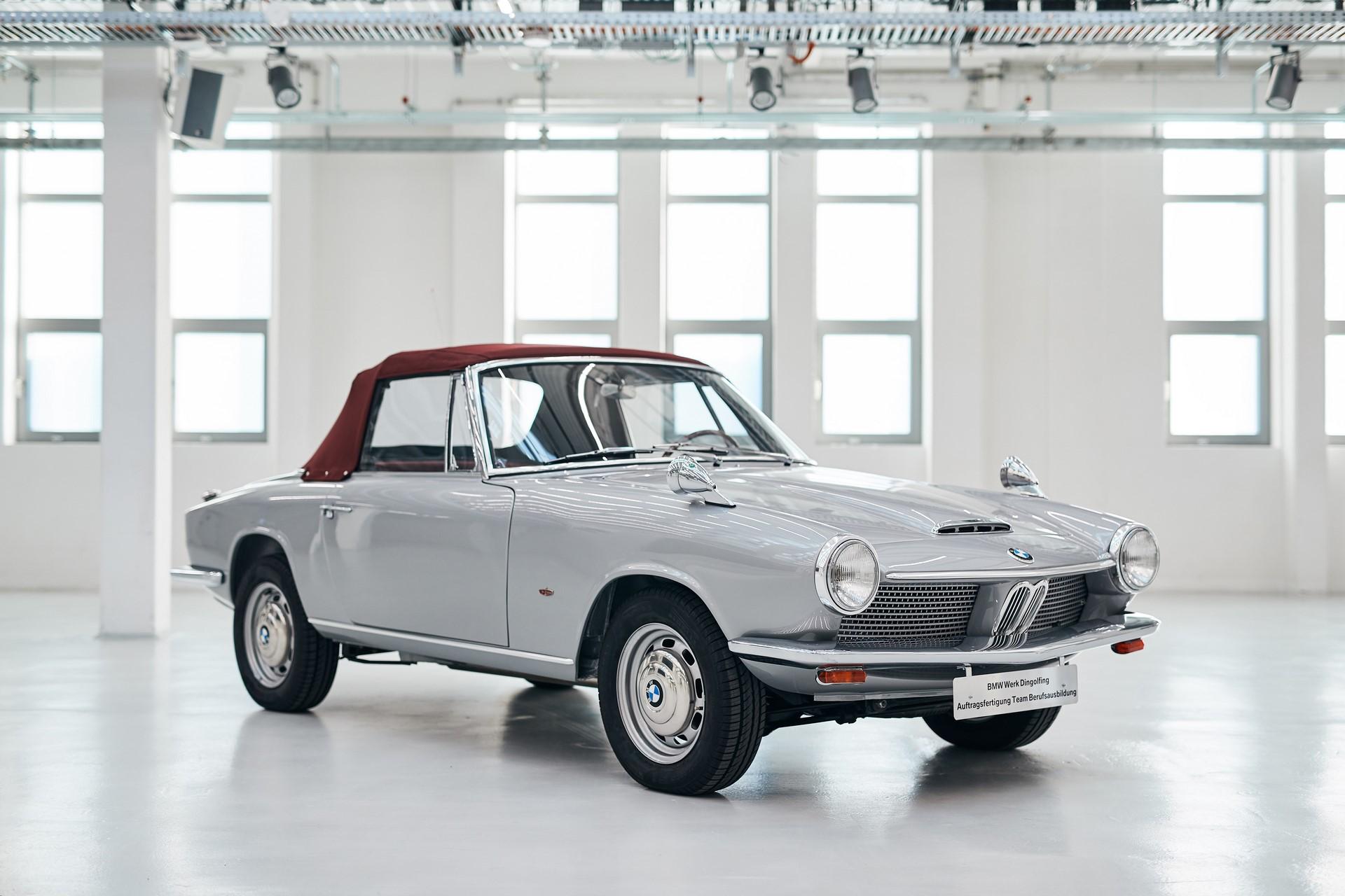 BMW 1600 GT Convertible 1967 (1)