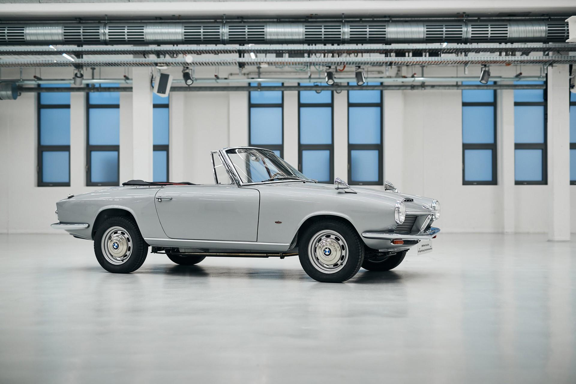 BMW 1600 GT Convertible 1967 (2)