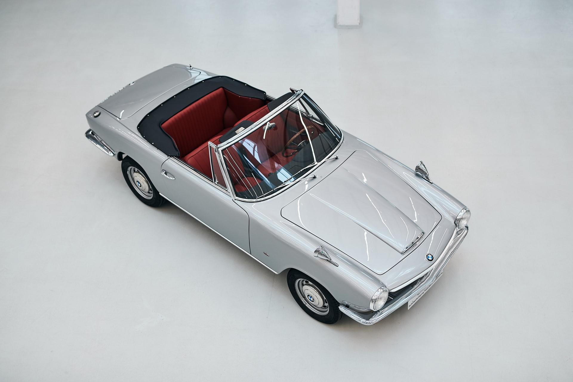 BMW 1600 GT Convertible 1967 (5)