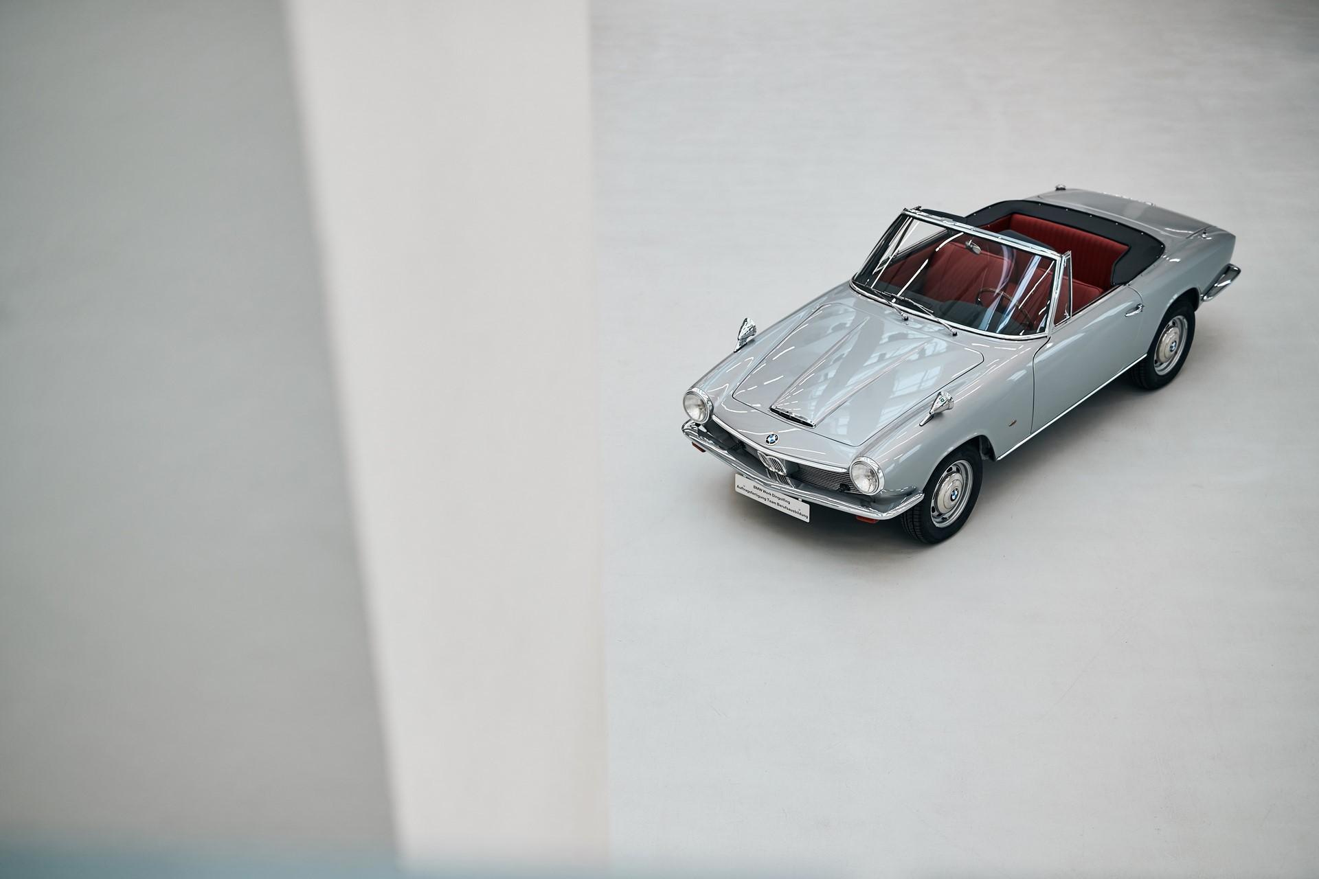 BMW 1600 GT Convertible 1967 (6)