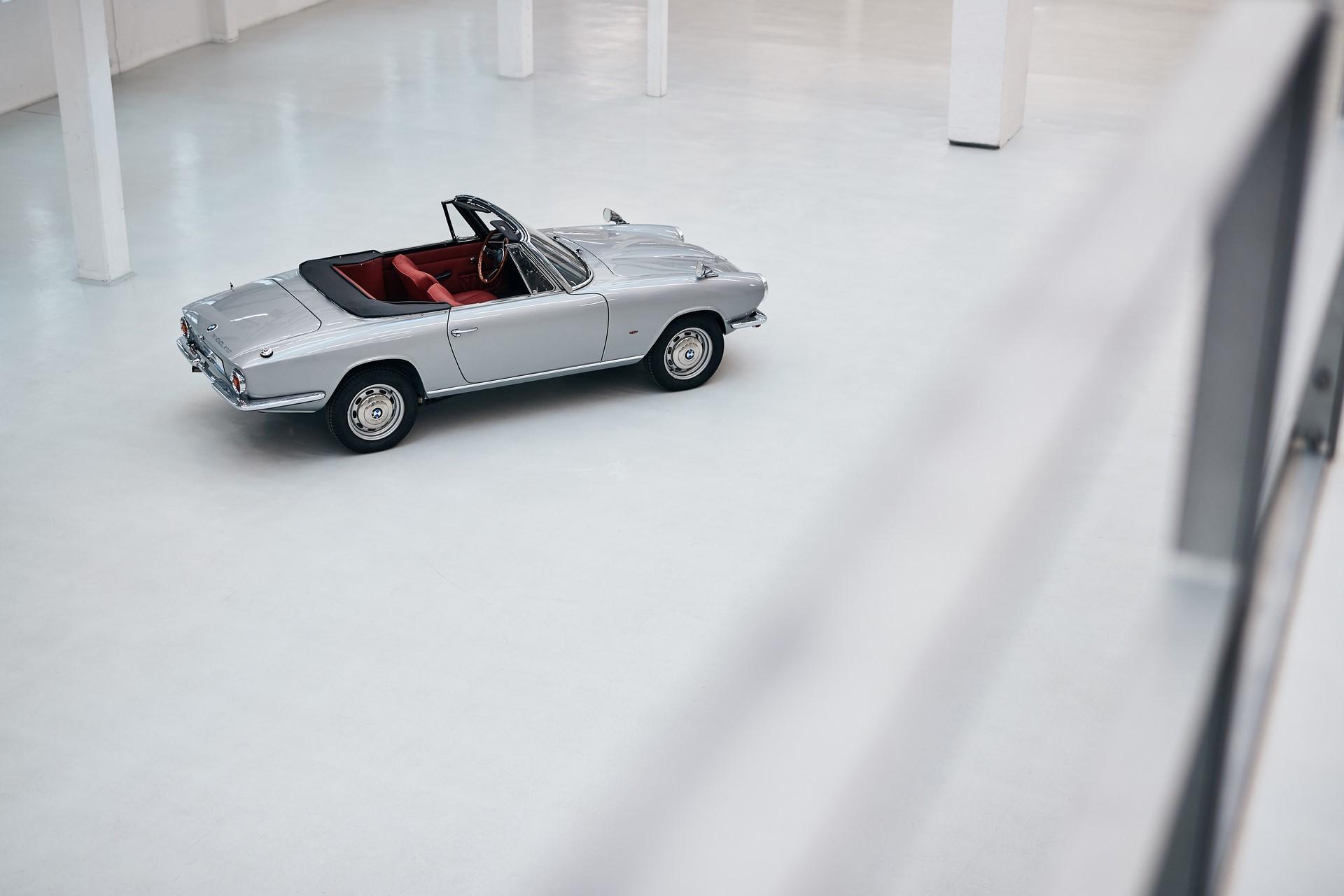 BMW 1600 GT Convertible 1967 (7)