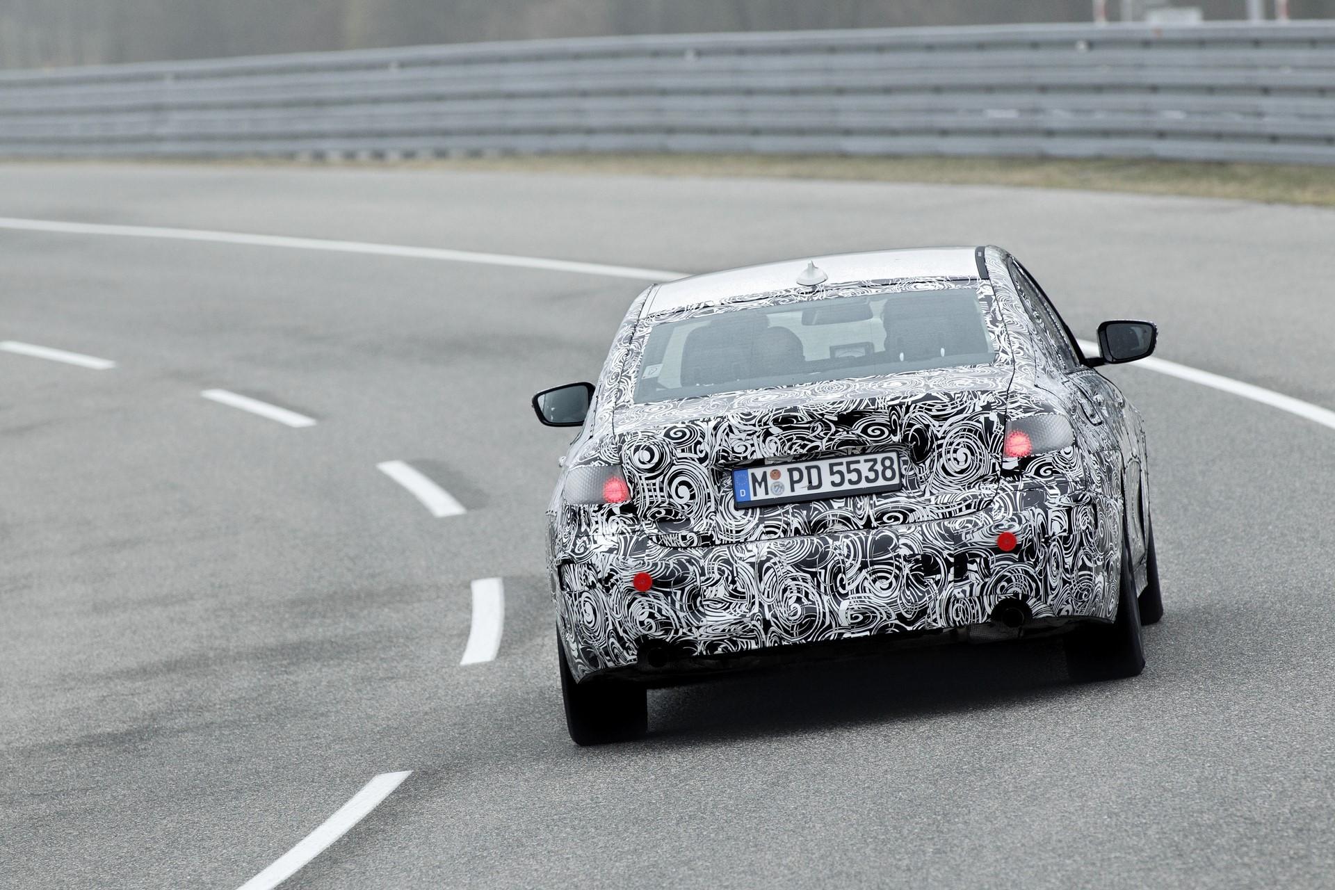 BMW 3-Series 2019 Final Testing (1)