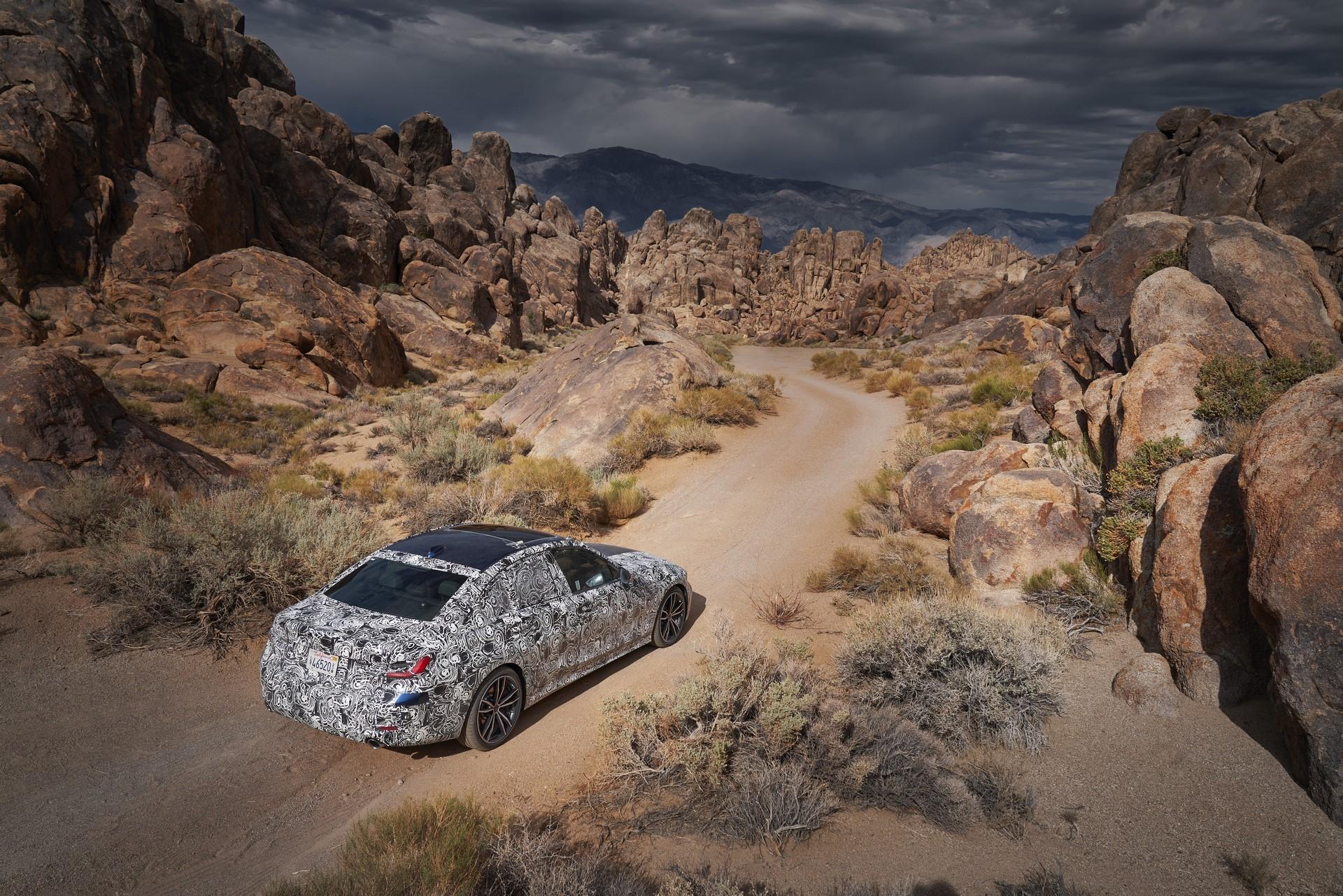 BMW 3-Series 2019 Final Testing (14)