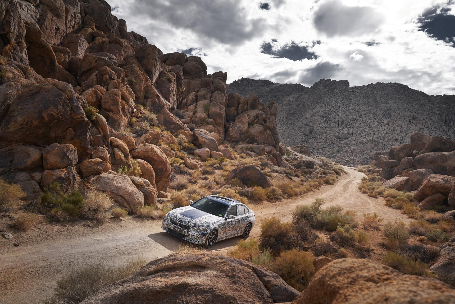 BMW 3-Series 2019 Final Testing (15)