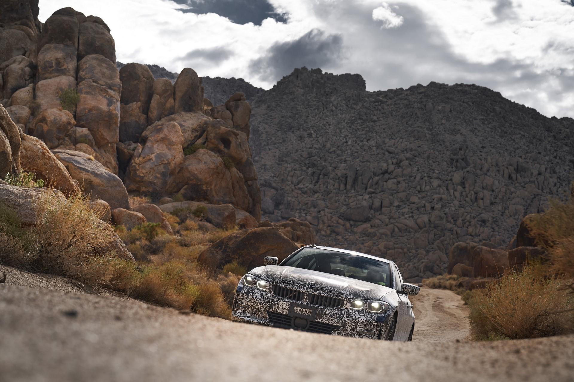 BMW 3-Series 2019 Final Testing (16)