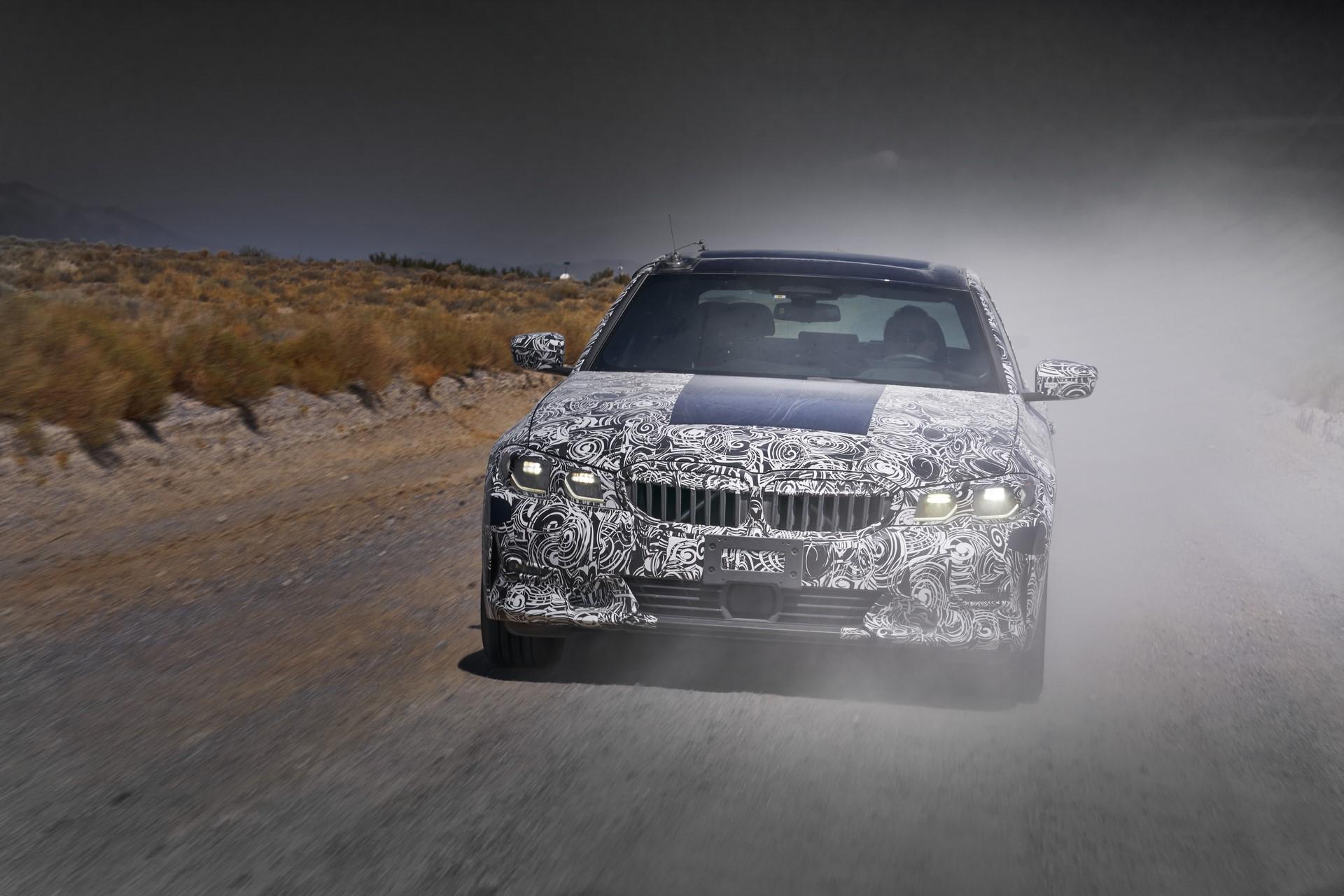 BMW 3-Series 2019 Final Testing (20)
