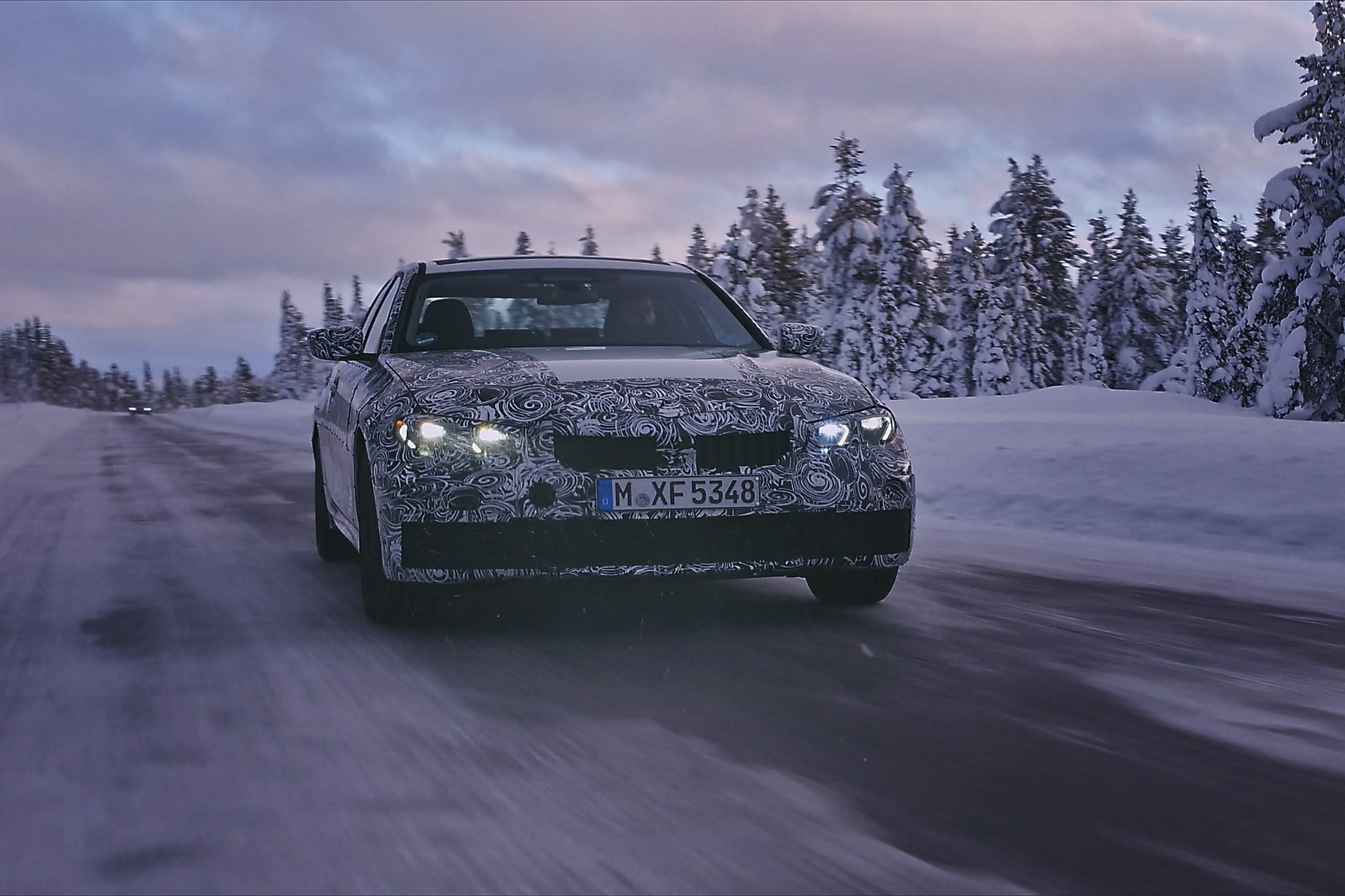 BMW 3-Series 2019 Final Testing (21)