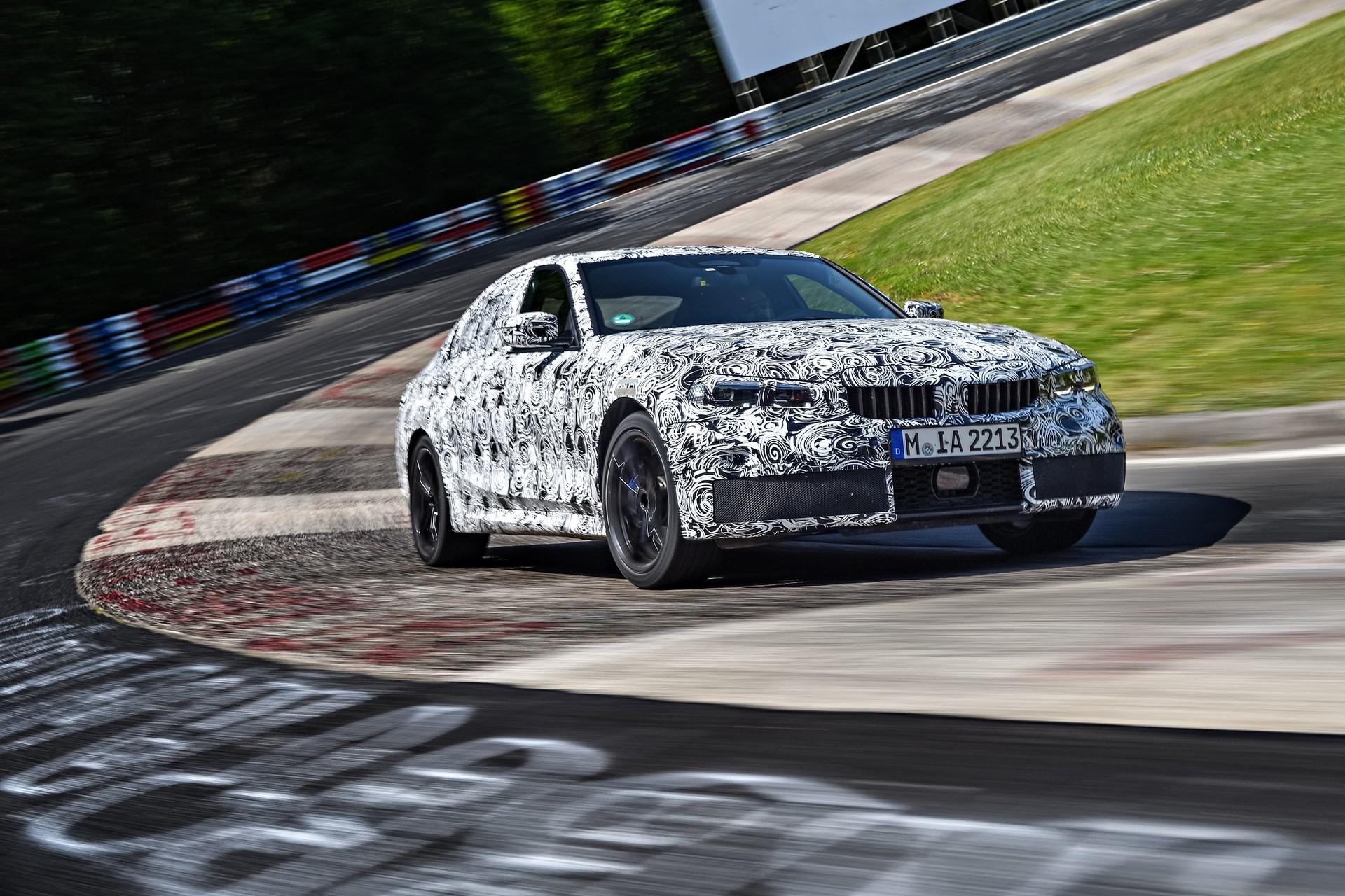 BMW 3-Series 2019 Final Testing (25)